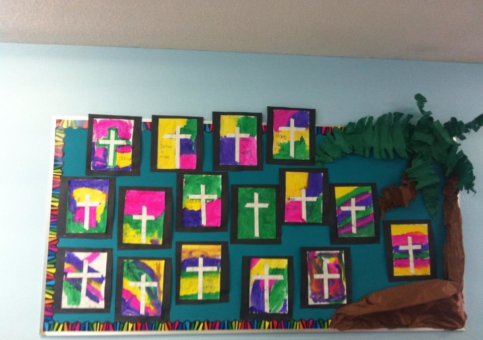 Cross Bulletin Board