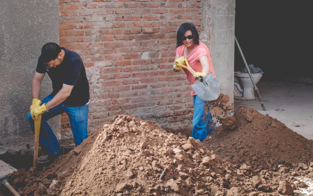 Dig a Little, Shovel a Little