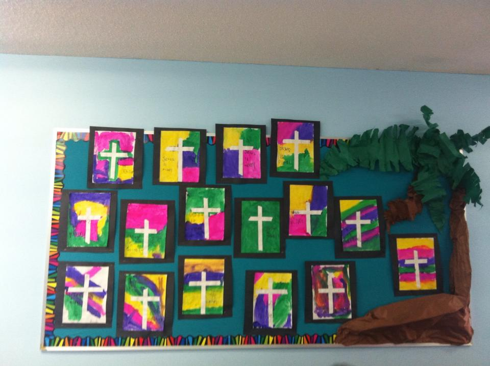 Cross Bulletin Board
